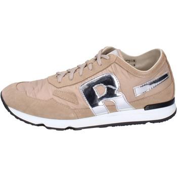 Schoenen Heren Lage sneakers Rucoline BH398 Beige