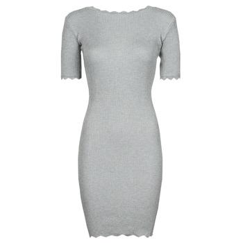 Textiel Dames Korte jurken Yurban PAULINO Grijs