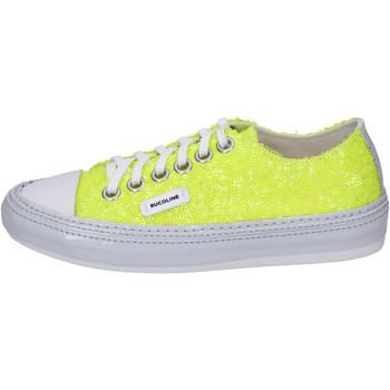Schoenen Dames Lage sneakers Rucoline BH401 Jaune