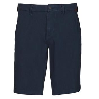 Textiel Heren Korte broeken / Bermuda's Timberland STORY SHORT Marine