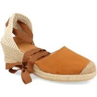 Schoenen Dames Sandalen / Open schoenen Shoes&blues SB-22005 Camel
