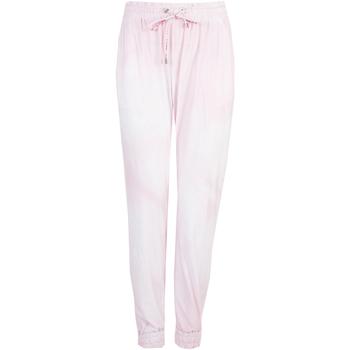 Textiel Dames Trainingsbroeken Pinko  Roze