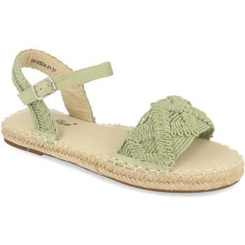 Schoenen Dames Sandalen / Open schoenen Milaya 2S25 Verde