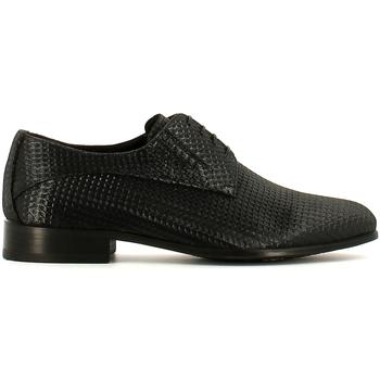Schoenen Heren Derby Rogers B4 Zwart