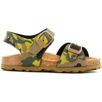 Schoenen Kinderen Sandalen / Open schoenen Grunland SB0169 Geel