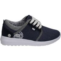 Schoenen Kinderen Lage sneakers Xti 55030 Blauw