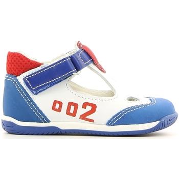 Schoenen Kinderen Sandalen / Open schoenen Crazy MK0118A6E.W Blauw