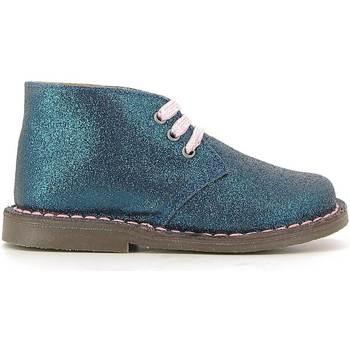 Schoenen Kinderen Laarzen Grunland PO0579 Blauw