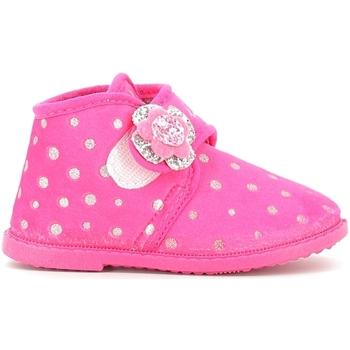 Schoenen Kinderen Sloffen Lulu LI220001S Roze