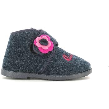 Schoenen Kinderen Sloffen Lulu LI230001S Zwart
