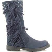Schoenen Kinderen Laarzen Holalà HL120012L Blauw