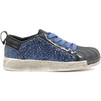 Schoenen Kinderen Lage sneakers Holalà HS030001S Blauw