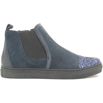 Schoenen Meisjes Laarzen Holalà HS050009L Blauw