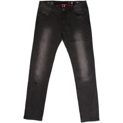 Textiel Heren Straight jeans Gaudi 721BU26044 Zwart