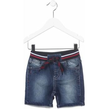 Textiel Kinderen Korte broeken / Bermuda's Losan 815-6007AC Blauw