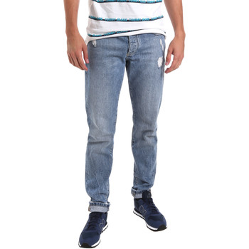 Textiel Heren Skinny jeans Sseinse PJE625SS Blauw