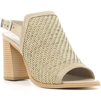 Schoenen Dames Sandalen / Open schoenen Keys 5427 Beige