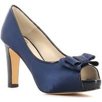Schoenen Dames pumps Grace Shoes 834 Blauw