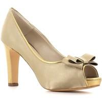 Schoenen Dames pumps Grace Shoes 834 Goud