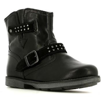 Schoenen Kinderen Laarzen NeroGiardini A521250F Zwart