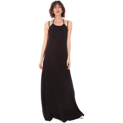 Textiel Dames Lange jurken Trussardi 56D00519-1T005183 Zwart