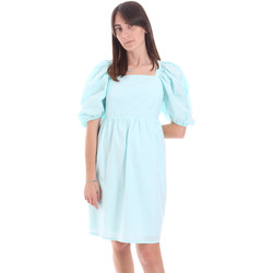 Textiel Dames Korte jurken Fracomina F321SD1004W40001 Blauw