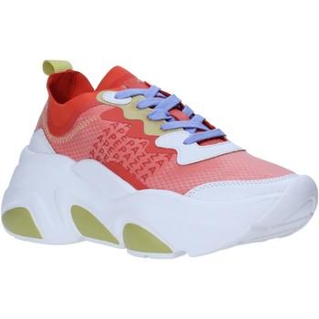 Schoenen Dames Lage sneakers Apepazza S0SUPEREASY01/MIX Oranje