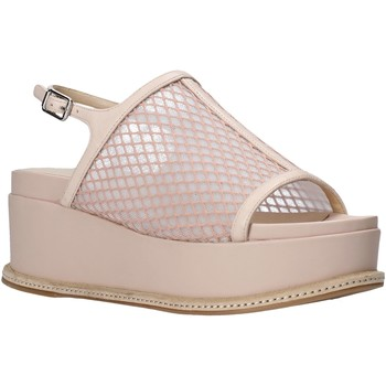 Schoenen Dames Sandalen / Open schoenen Apepazza S0CHER04/NET Roze