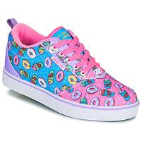 Schoenen Kinderen Schoenen met wieltjes Heelys PRO 20 Roze / Lavande / Blauw