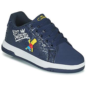 Schoenen Kinderen Schoenen met wieltjes Heelys SPLIT Blauw