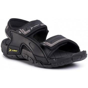 Schoenen Kinderen Sandalen / Open schoenen Rider TENDER XI KIDS 82817 Zwart