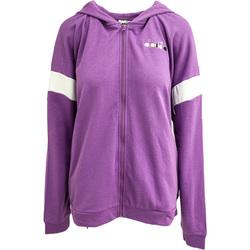 Textiel Dames Sweaters / Sweatshirts Diadora Fz Spotlight Paars