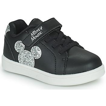 Schoenen Kinderen Lage sneakers Disney MICKEY Zwart