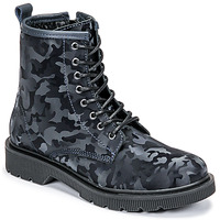 Schoenen Dames Laarzen Fericelli PARMA Marine