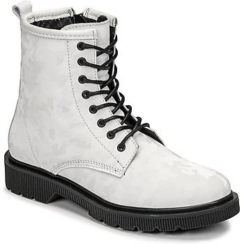 Schoenen Dames Laarzen Fericelli PARMA Wit