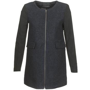Textiel Dames Mantel jassen Only LYDIA Marine