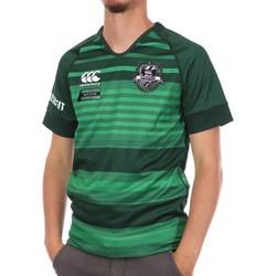 Textiel Heren T-shirts korte mouwen Canterbury  Groen