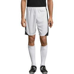 Textiel Heren Korte broeken Sols OLIMPICO pantalon corto hombre Blanco