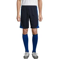 Textiel Heren Korte broeken Sols OLIMPICO pantalon corto hombre Azul