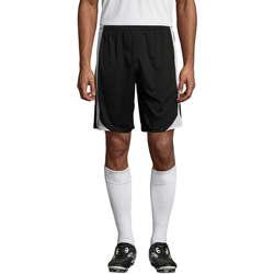Textiel Heren Korte broeken Sols OLIMPICO pantalon corto hombre Negro