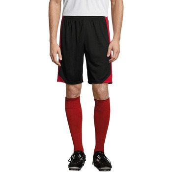 Textiel Heren Korte broeken Sols OLIMPICO pantalon corto hombre Rojo