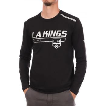 Textiel Heren T-shirts met lange mouwen Fanatics  Zwart