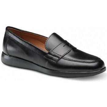 Schoenen Dames Mocassins Feliz Caminar CALZADO LABORAL ALBA - Zwart