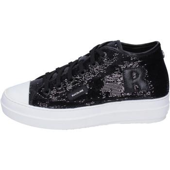 Schoenen Dames Hoge sneakers Rucoline BH358 Noir