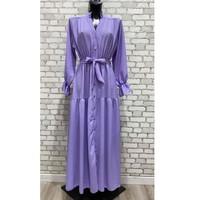 Textiel Dames Lange jurken Fashion brands 2155-LILAS  lilas