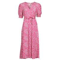 Textiel Dames Korte jurken Fashion brands 10351-NOIR Zwart