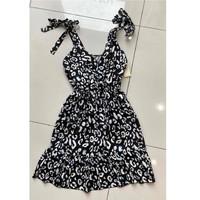 Textiel Dames Korte jurken Fashion brands 5165-NOIR Zwart