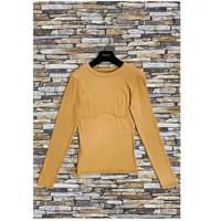 Textiel Dames Tops / Blousjes Fashion brands HD-2813-N-BROWN Brown