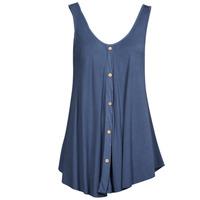 Textiel Dames Tops / Blousjes Fashion brands LL0070-JEAN Roze