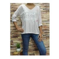 Textiel Dames Tops / Blousjes Fashion brands 21052-PINK Roze